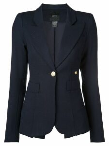 Smythe single breasted blazer - Blue