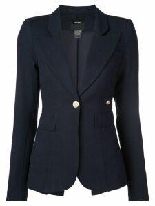 Smythe single breasted blazer - Blue