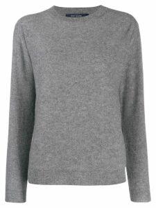 Sofie D'hoore crew neck jumper - Grey