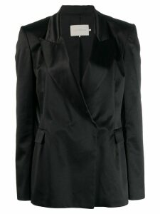 L'Autre Chose double-breasted blazer - Black