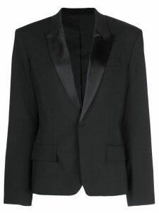 Haider Ackermann tuxedo blazer - Black