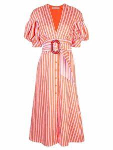 Silvia Tcherassi Wembley dress - Red