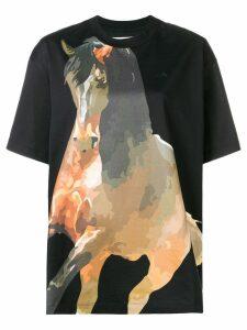 Marques'Almeida printed T-shirt - Black