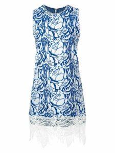 Nha Khanh Liya dress - Blue