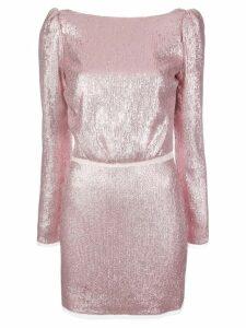 Rachel Zoe Cadence sequin mini dress - Pink