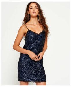 Superdry Premium Sequin Cami Dress