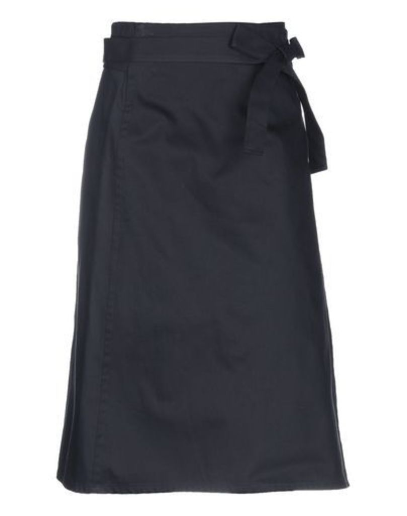 A_PLAN_APPLICATION SKIRTS 3/4 length skirts Women on YOOX.COM
