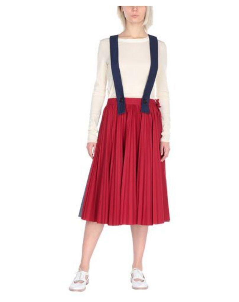 JEJIA SKIRTS 3/4 length skirts Women on YOOX.COM