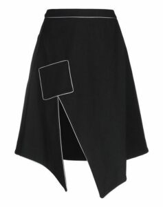 NOSTRASANTISSIMA SKIRTS Knee length skirts Women on YOOX.COM