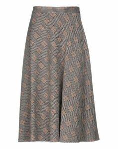 MYF SKIRTS 3/4 length skirts Women on YOOX.COM