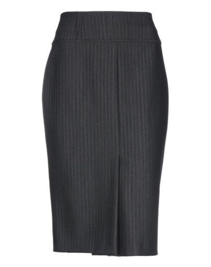 ISA VILLANI SKIRTS Knee length skirts Women on YOOX.COM