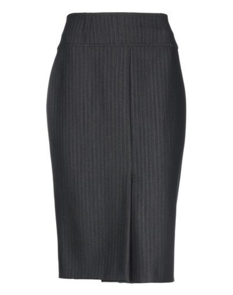 ISA VILLANI SKIRTS Knee length skirts Women on YOOX.COM