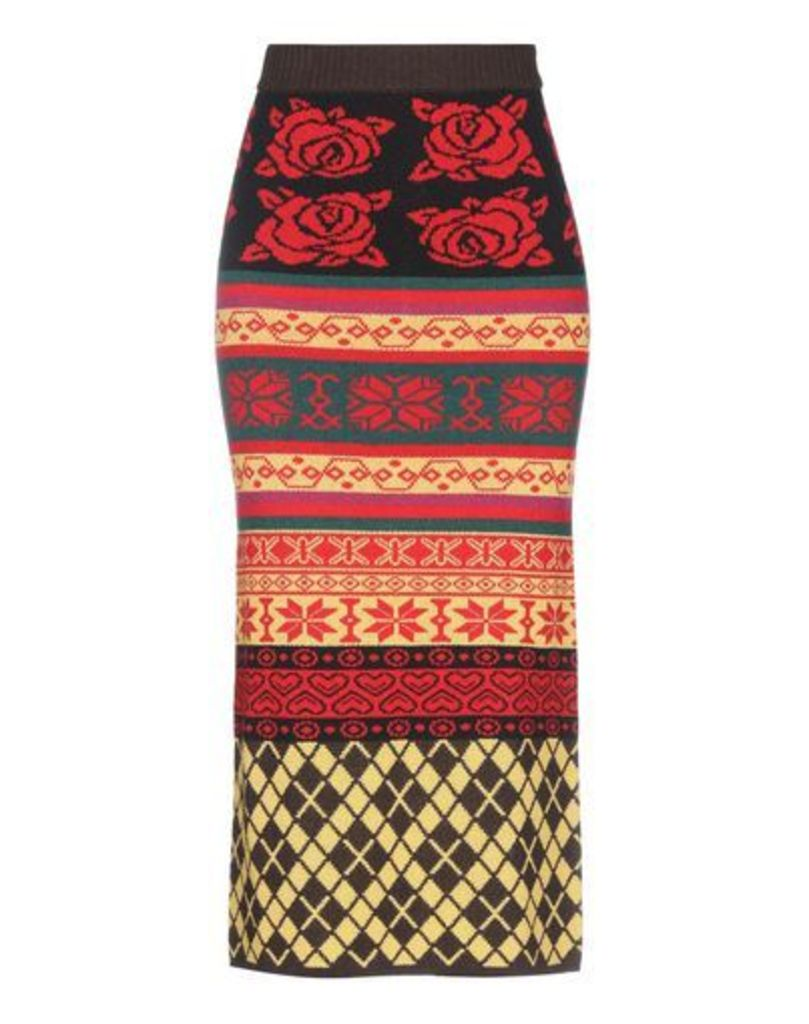 LUCILLE SKIRTS 3/4 length skirts Women on YOOX.COM