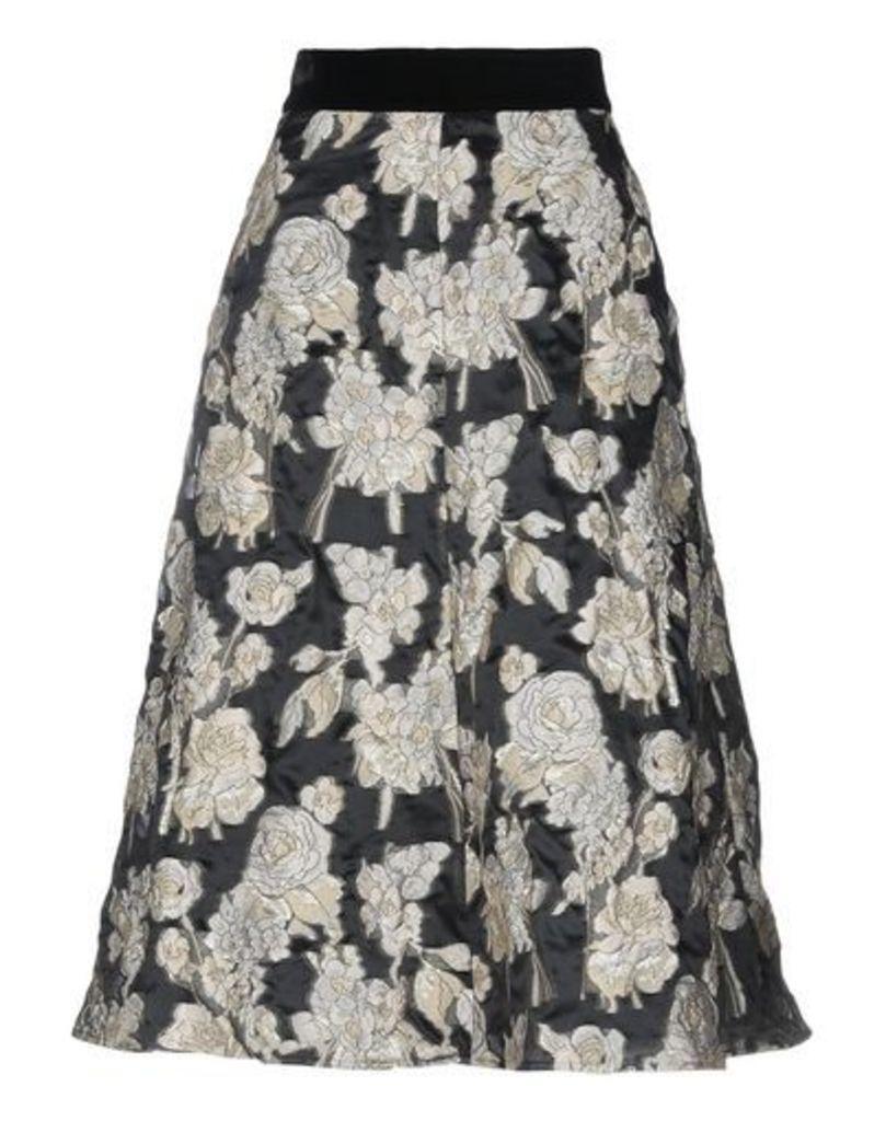 MARIA GRAZIA SEVERI SKIRTS 3/4 length skirts Women on YOOX.COM
