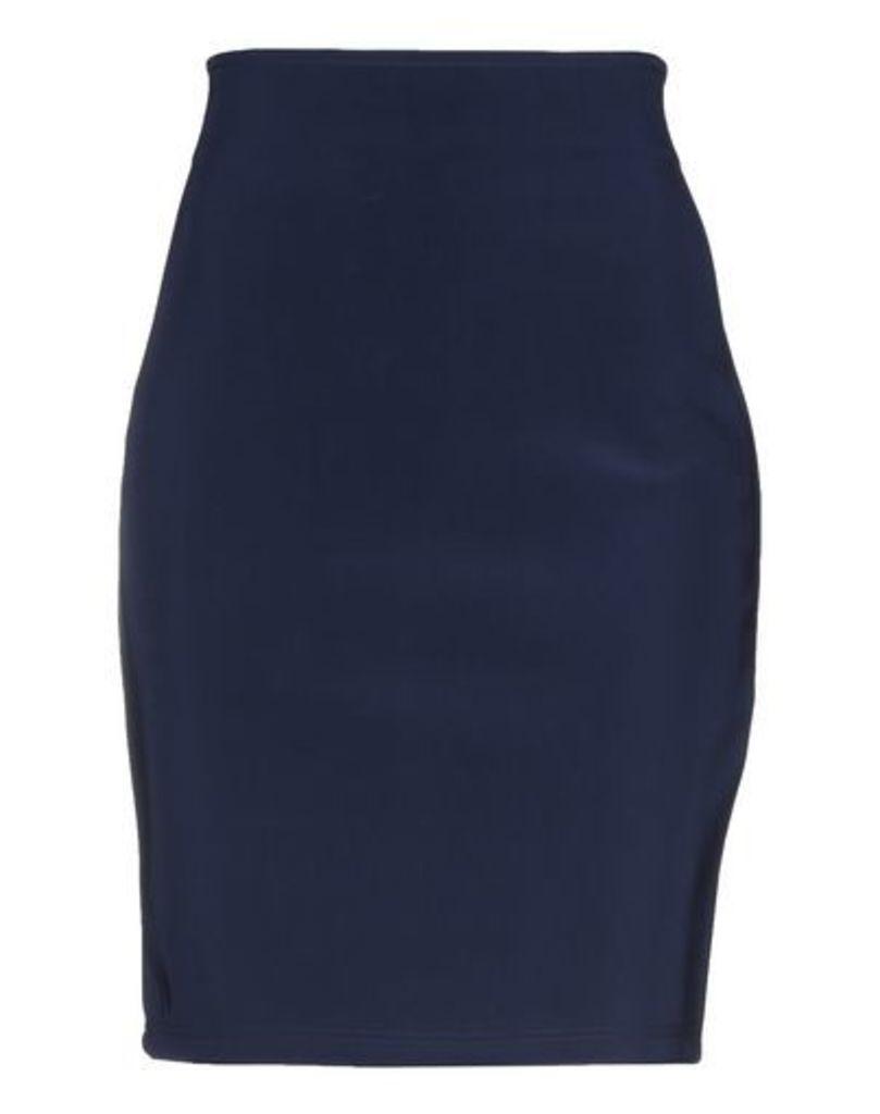 ES'GIVIEN SKIRTS Knee length skirts Women on YOOX.COM