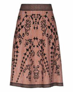 MYF SKIRTS Knee length skirts Women on YOOX.COM