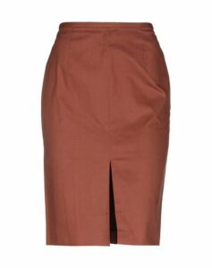 EMANUEL UNGARO SKIRTS Knee length skirts Women on YOOX.COM