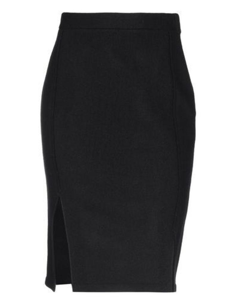 TERRE ALTE SKIRTS Knee length skirts Women on YOOX.COM