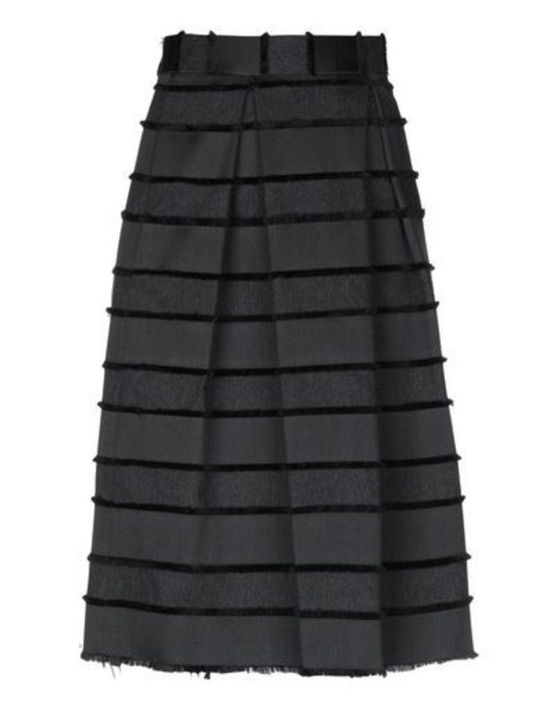 CAMICETTASNOB SKIRTS Knee length skirts Women on YOOX.COM