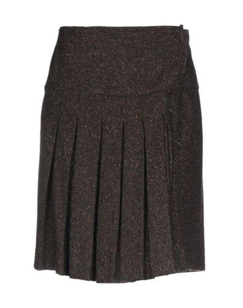 GF FERRE' SKIRTS Knee length skirts Women on YOOX.COM