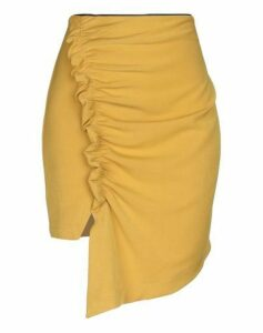 MICHELA MII SKIRTS Knee length skirts Women on YOOX.COM