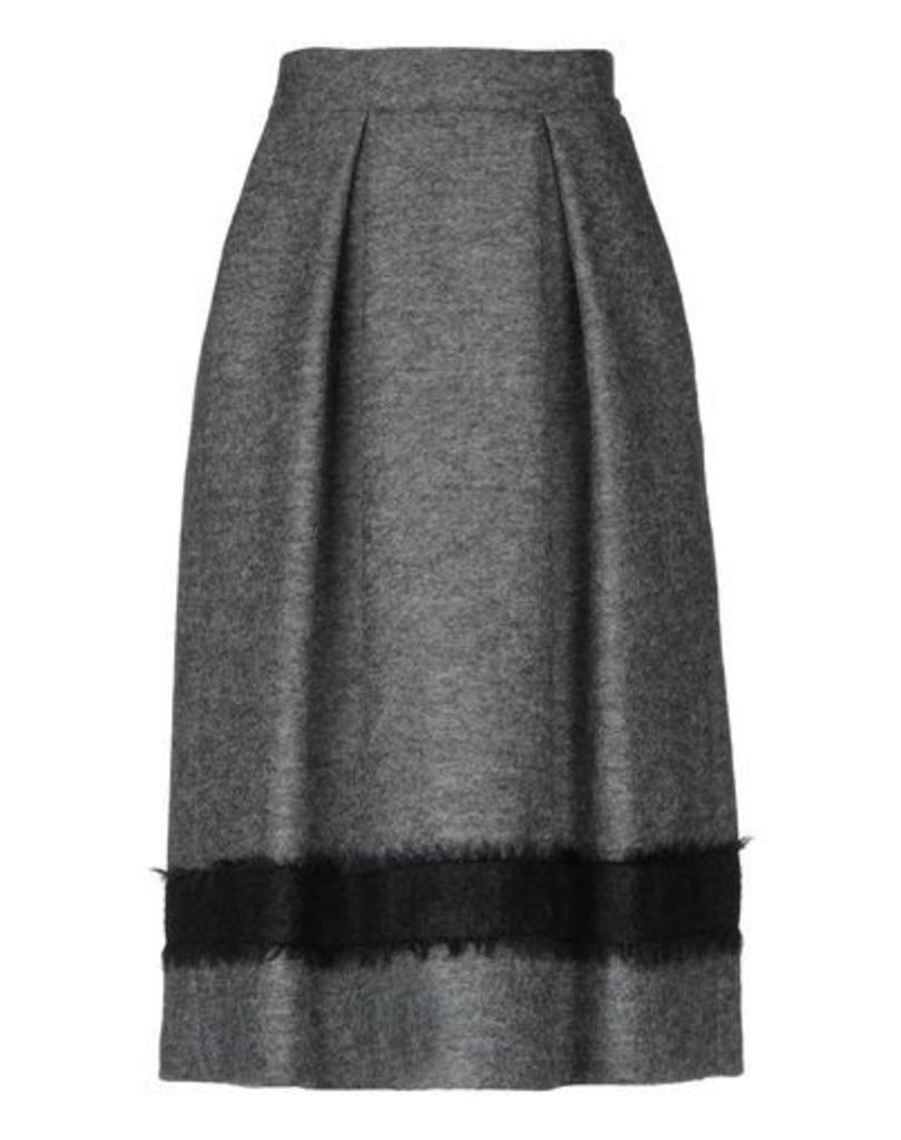 CAMICETTASNOB SKIRTS 3/4 length skirts Women on YOOX.COM