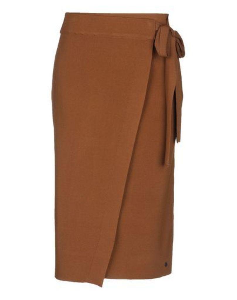 NÜMPH SKIRTS Knee length skirts Women on YOOX.COM