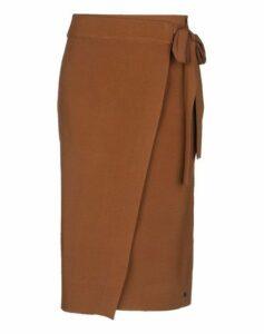 NÃœMPH SKIRTS Knee length skirts Women on YOOX.COM