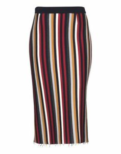 TERRE ALTE SKIRTS Knee length skirts Women on YOOX.COM