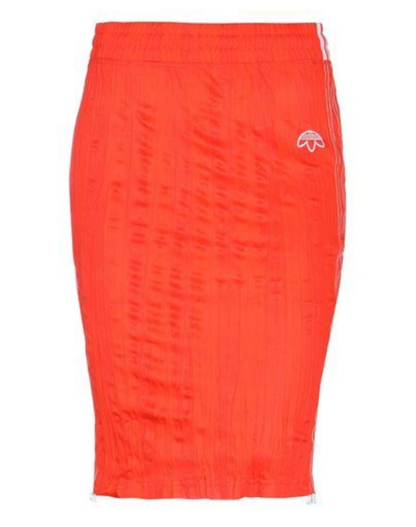 ADIDAS SKIRTS Knee length skirts Women on YOOX.COM