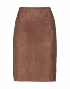 BETTY BARCLAY SKIRTS Knee length skirts Women on YOOX.COM