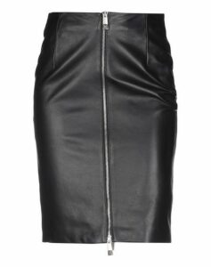 JOHN RICHMOND SKIRTS Knee length skirts Women on YOOX.COM