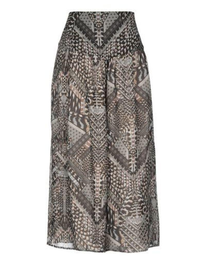 JUST CAVALLI SKIRTS 3/4 length skirts Women on YOOX.COM