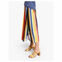 hush Marina Stripe Skirt, Multi