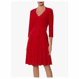 Gina Bacconi Sable Jersey Dress