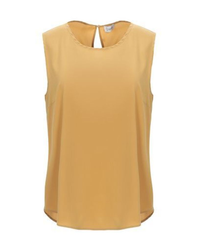 CAPPELLINI by PESERICO TOPWEAR Tops Women on YOOX.COM