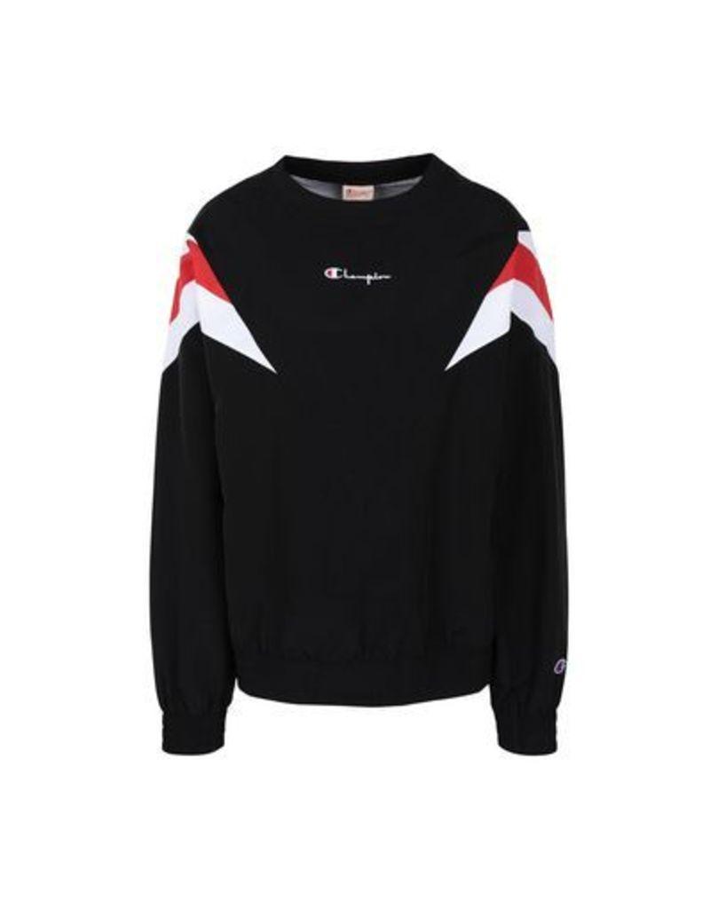 CHAMPION REVERSE WEAVE TOPWEAR Sweatshirts Women on YOOX.COM