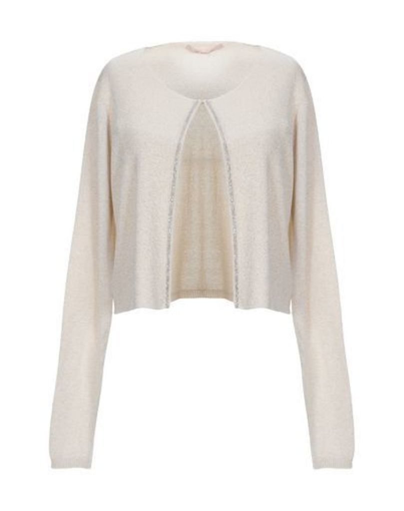 LA FEE MARABOUTEE KNITWEAR Cardigans Women on YOOX.COM