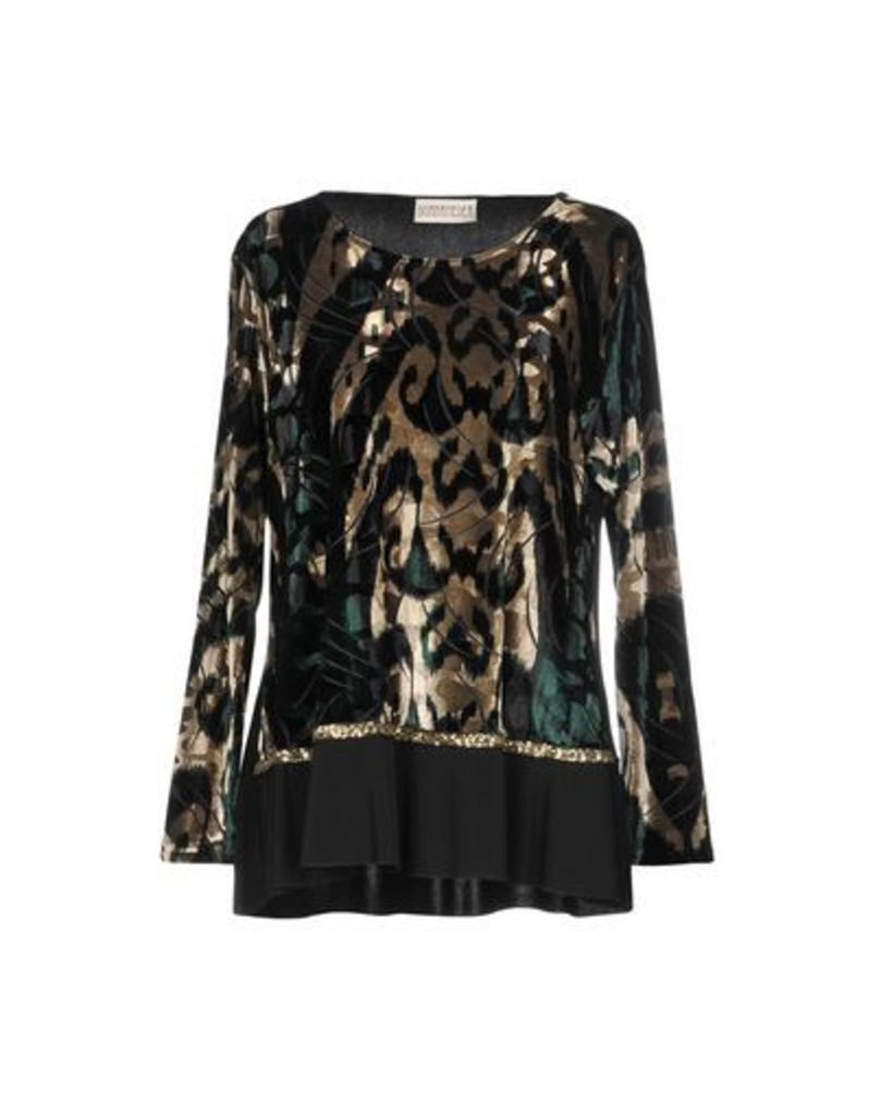 DONNAMEDEA SHIRTS Blouses Women on YOOX.COM