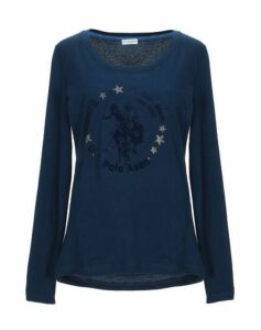 U.S.POLO ASSN. TOPWEAR T-shirts Women on YOOX.COM