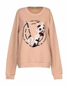 VERSACE JEANS TOPWEAR Sweatshirts Women on YOOX.COM