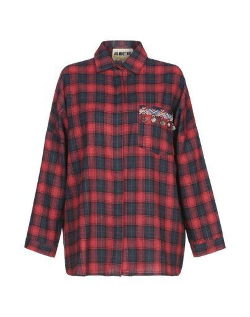 MUST SHIRTS Shirts Women on YOOX.COM