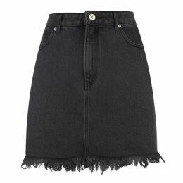 Abrand Denim Skirt