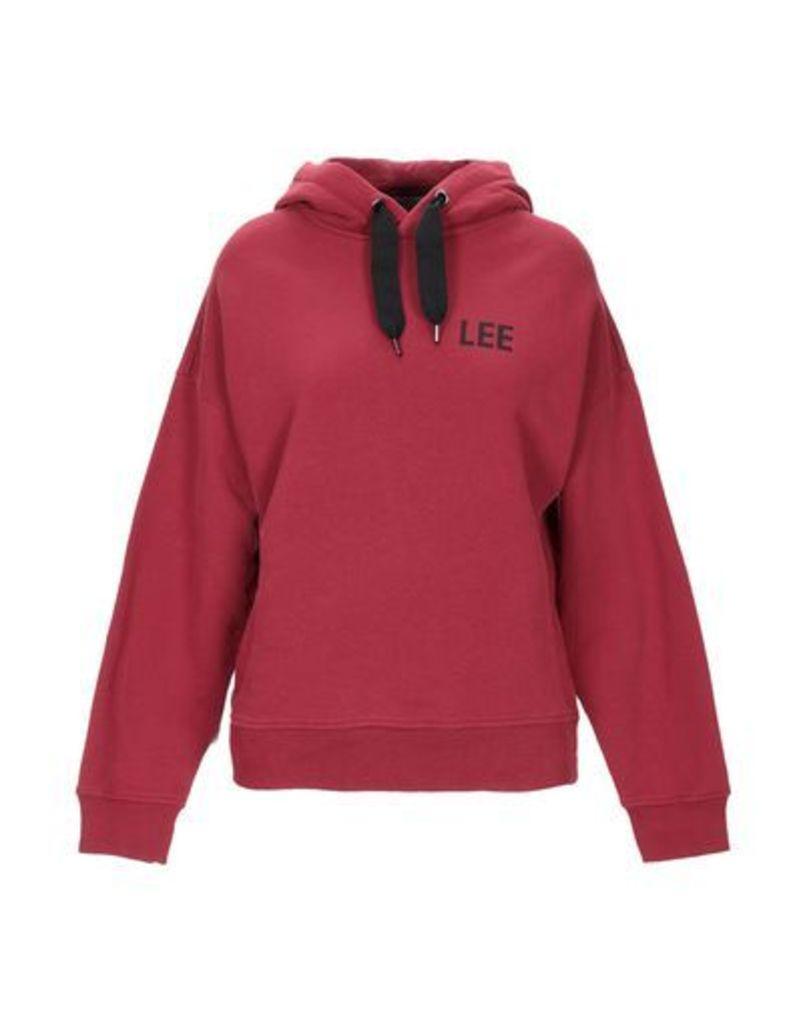 LEE TOPWEAR Sweatshirts Women on YOOX.COM