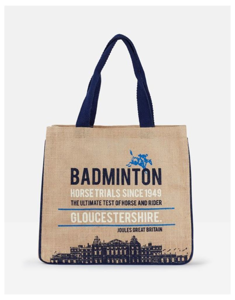 Tan Official Badminton Bag  Size One Size
