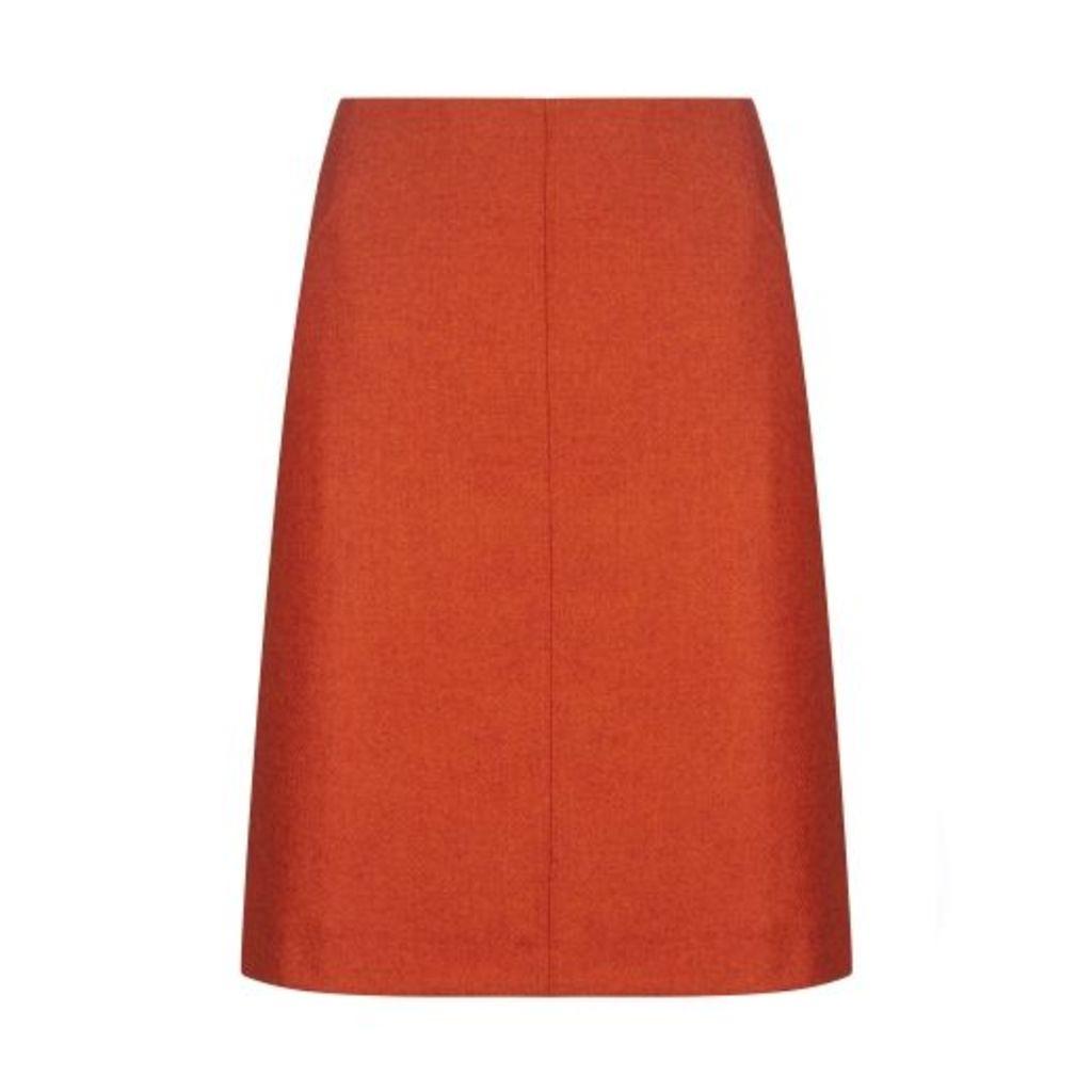 Moons Wool Clementine ALine Skirt