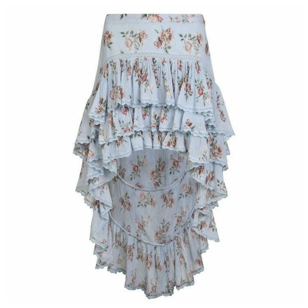 LoveshackFancy Elle Skirt