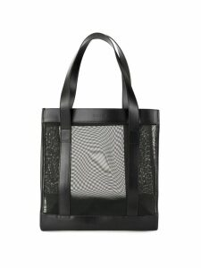 Gucci Pre-Owned mesh shopping bag - Black