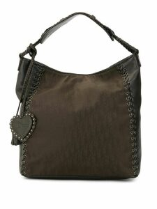 CHRISTIAN DIOR PRE-OWNED Oblique tote - Brown