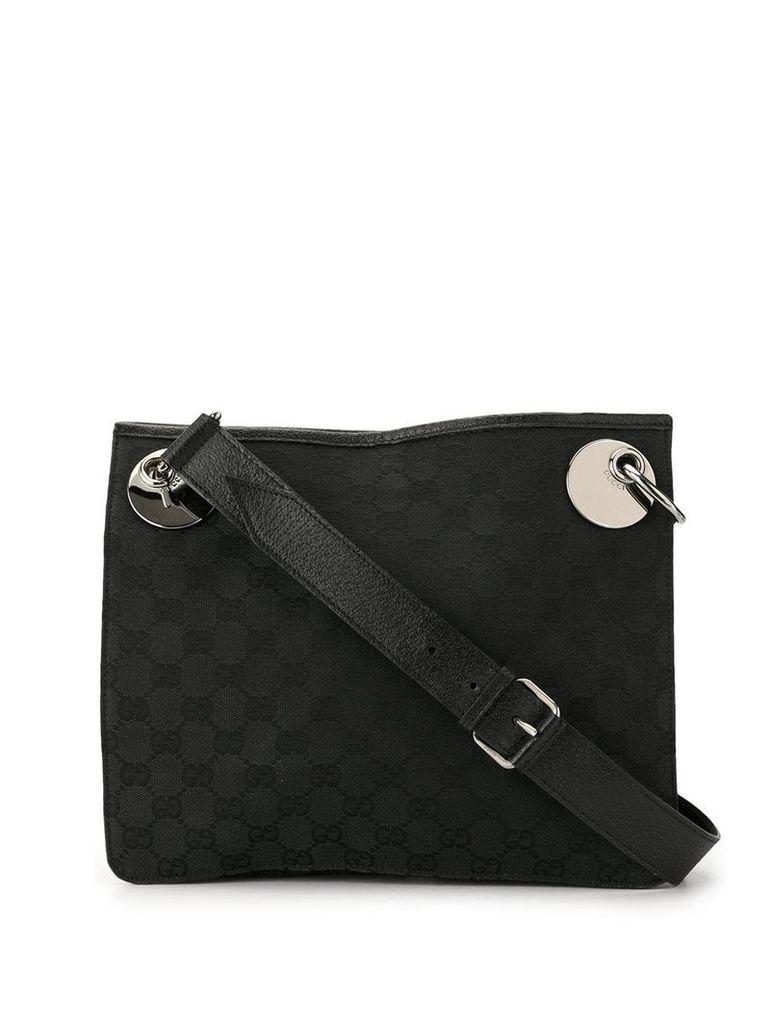 Gucci Vintage Guccissima Eclipse shoulder bag - Black